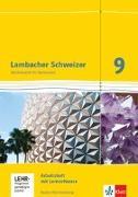Cover-Bild zu Lambacher Schweizer Mathematik 9. Arbeitsheft plus Lösungsheft und Lernsoftware. Baden-Württemberg