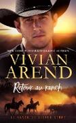 Cover-Bild zu Retour au ranch (Le Ranch de Silver Stone, #2) (eBook)