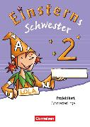 Cover-Bild zu Einsterns Schwester, Sprache und Lesen - Ausgabe 2015, 2. Schuljahr, Projektheft, Verbrauchsmaterial von Schumpp, Annette
