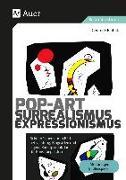 Cover-Bild zu Pop-Art - Surrealismus - Expressionismus von Blahak, Gerlinde