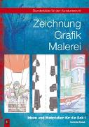 Cover-Bild zu Stundenbilder für den Kunstunterricht: Zeichnung, Grafik, Malerei von Blahak, Gerlinde