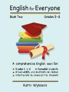 Cover-Bild zu English for Everyone - Book 2 von Wyldeck, Kathi