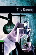 Cover-Bild zu Oxford Bookworms Library: Level 6:: The Enemy von Bagley, Desmond