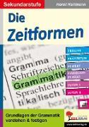 Cover-Bild zu Die Zeitformen / Sekundarstufe (eBook) von Hartmann, Horst