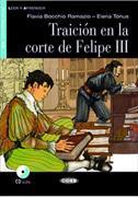 Cover-Bild zu Traiciòn en la corte de Felipe III