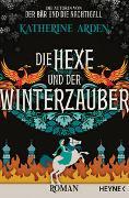 Cover-Bild zu Die Hexe und der Winterzauber