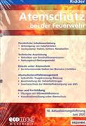 Cover-Bild zu 10. Aktualisierungslieferung - Atemschutz bei der Feuerwehr