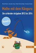 Cover-Bild zu Mathe mit dem Känguru 04 von Noack, Monika
