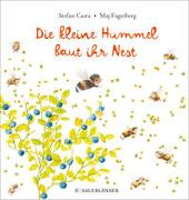 Cover-Bild zu Die kleine Hummel baut ihr Nest