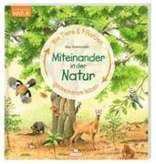 Cover-Bild zu Miteinander in der Natur