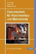 Cover-Bild zu Elektrotechnik für Maschinenbau und Mechatronik