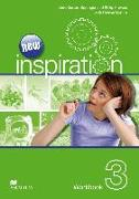 Cover-Bild zu New Inspiration Level 3. Workbook