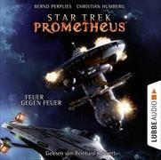 Cover-Bild zu Star Trek Prometheus - Teil 1