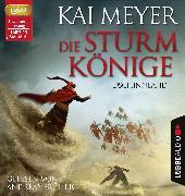 Cover-Bild zu Die Sturmkönige - Dschinnland