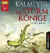 Cover-Bild zu Die Sturmkönige - Wunschkrieg