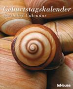 Cover-Bild zu Shells & Stones Geburtstagskalender immerwährender