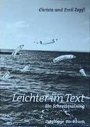 Cover-Bild zu Leichter im Text. Ein Schreibtraining
