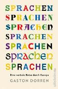 Cover-Bild zu Sprachen