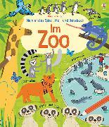 Cover-Bild zu Mein erstes Spiel-, Mal- und Ratebuch: Im Zoo