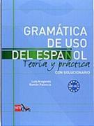 Cover-Bild zu Gramática de uso del Espanol B1-B2. Teoria y práctica con solucionario