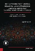 Cover-Bild zu De la estabilidad laboral relativa ¿a la estabilidad laboral absoluta? (eBook)