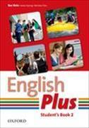 Cover-Bild zu English Plus 2. Student's Book / German Wordlist