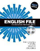 Cover-Bild zu English File third edition: Pre-intermediate: Workbook with key and iChecker