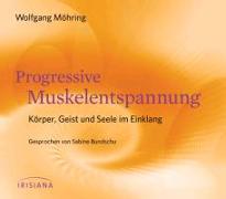 Cover-Bild zu Progressive Muskelentspannung CD
