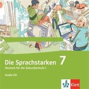 Cover-Bild zu Die Sprachstarken 7. Schuljahr. Audio-CD