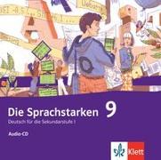 Cover-Bild zu Die Sprachstarken 9. Schuljahr. Audio-CD