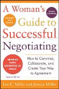 Cover-Bild zu Miller, Lee: A Woman's Guide to Successful Negotiating, Second Edition