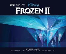 Cover-Bild zu Julius, Jessica: The Art of Frozen 2