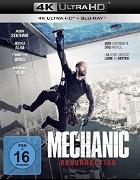 Cover-Bild zu Jason Statham (Schausp.): The Mechanic 2: Resurrection - 4K