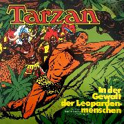 Cover-Bild zu Burroughs, Edgar Rice: Tarzan, Folge 5: In der Gewalt der Leopardenmenschen (Audio Download)