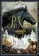 Cover-Bild zu Giebken, Sabine: PaNia - Die Legende der Windpferde