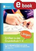Cover-Bild zu Größen in der Grundschule Längen 1-4 (eBook) von Kögel, Juliane