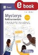 Cover-Bild zu Mysterys Politikunterricht 5-10 (eBook) von Kaufhold, Angelika