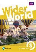 Cover-Bild zu Zervas, Sandy: Wider World Level Starter Teacher's Active Teach