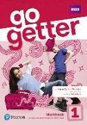 Cover-Bild zu Kilbey, Liz: GoGetter Level 1 Workbook with Online Homework PIN Code Pack