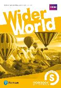 Cover-Bild zu Vassilatou, Tasia: Wider World Starter Workbook with Extra Online Homework Pack