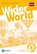 Cover-Bild zu Zervas, Sandy: Wider World Level Starter Teacher's Book with DVD-ROM Pack