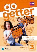 Cover-Bild zu Heath, Jennifer: GoGetter Level 3 Workbook with Online Homework PIN Code Pack