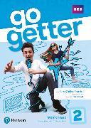 Cover-Bild zu Heath, Jennifer: GoGetter Level 2 Workbook with Online Homework PIN code Pack