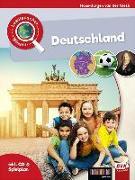 Cover-Bild zu Gieth, Hans-Jürgen van der: Leselauscher Wissen: Deutschland (inkl. CD & Spielplan)
