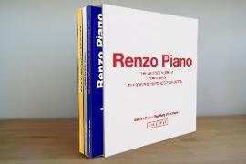 Cover-Bild zu Piano, Renzo: Renzo Piano Box