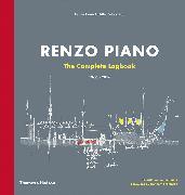 Cover-Bild zu Piano, Renzo: Renzo Piano: The Complete Logbook