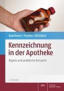 Cover-Bild zu Brüchert, Claudia: Kennzeichnung in der Apotheke