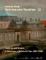 Cover-Bild zu Bang, Herman: Novellen und Skizzen in Zeitungen und Zeitschriften 1887 - 1912