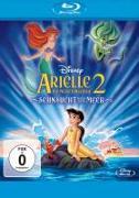 Cover-Bild zu Anderson, Elizabeth: Arielle, die Meerjungfrau 2 - Sehnsucht nach dem Meer