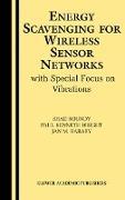Cover-Bild zu Rabaey, Jan M.: Energy Scavenging for Wireless Sensor Networks